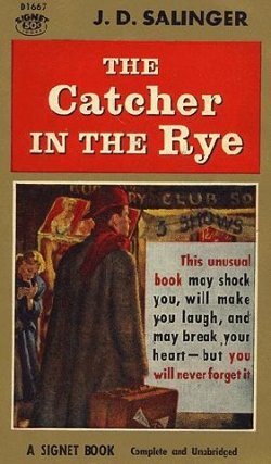 Catcher Cover